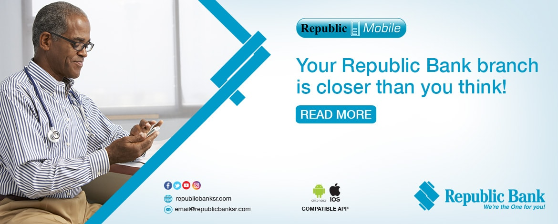 Republic bank forex